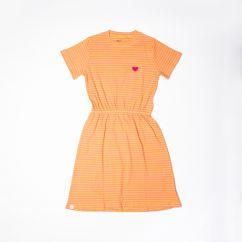 Alba Aia Ladies Carla Dress Tea Rose Stripe