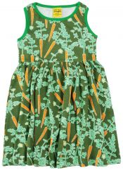 DUNS Carrots Twirly Gathered Dress