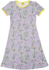 DUNS Dill Violet Dress