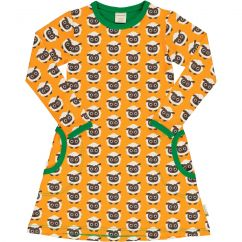 Maxomorra Classic Sheep LS Dress