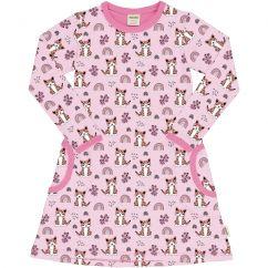 Meyadey Kitty Rainbow LS Dress