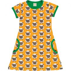 Maxomorra Classic Sheep SS Dress