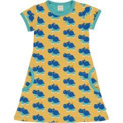 Maxomorra Hippo SS Dress