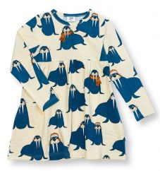 JNY 'Oscar' Walrus Sweet Dress