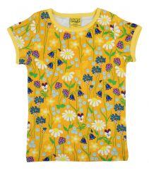 DUNS Midsummer Yellow T-shirt