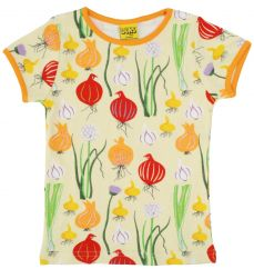 DUNS Garlic, Chives & Onion Yellow/Green T-shirt
