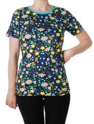 DUNS Midsummer Purple T-shirt ADULT