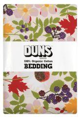 DUNS Autumn Flowers Junior Bed Set