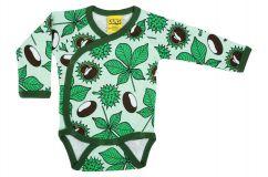 DUNS Chestnut Brook Green LS Kimono Body