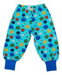 DUNS Planets Blue Atoll Baggy Pants ADULT