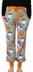 DUNS Sunflower Blue Baggy Pants ADULT