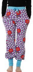 DUNS Flower Orchid Baggy Pants ADULT