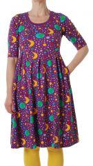 DUNS Mother Earth Violet Scoop Dress LADIES