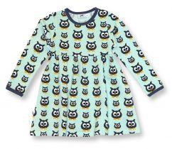 JNY owl sweet dress