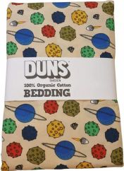 DUNS Planets Putty Bedding NZ