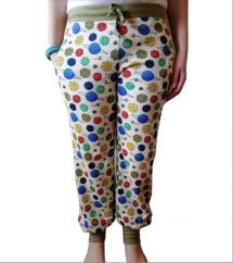 DUNS Planets Putty Baggy Pants ADULT