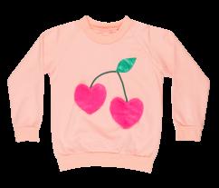 Bangbang Copenhagen cherry sweatshirt