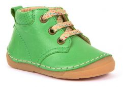 Froddo Green Shoes with Laces