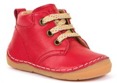 Froddo Red Shoes with Laces