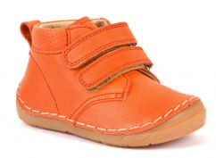Froddo Orange Shoes