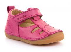 Froddo fuchsia closed toe sandals