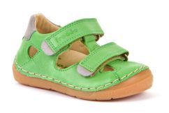 Froddo Green Closed Toe Sandals
