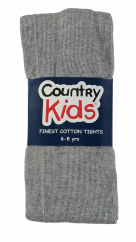 Country Kids Tights - Grey