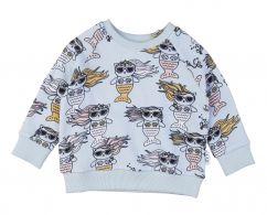 Huxbaby Meow-Maid Sweatshirt