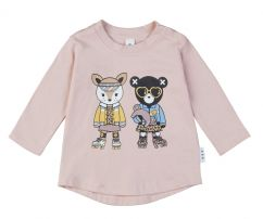 Huxbaby Skater Friends Top