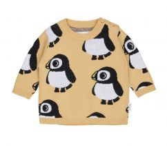 Huxbaby Puffin Knit Jumper
