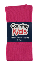 Country Kids tights hot pink