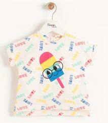 The Bonniemob Ice Lolly T-shirt