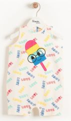 The Bonniemob Ice Lolly Sleeveless Romper