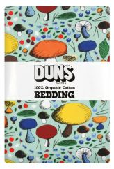 DUNS Mushroom Forest Jade NZ/UK Single Bed Set