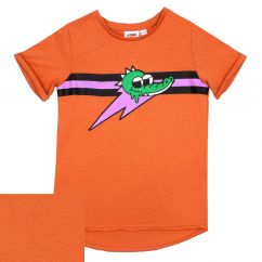 Jelly Alligator Orange T-shirt