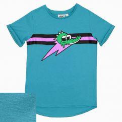 Jelly Alligator Blue T-shirt