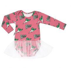 Jelly Alligator Pink Ballerina Body
