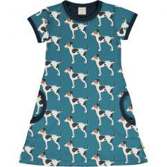 Maxomorra Farm Dog SS Dress