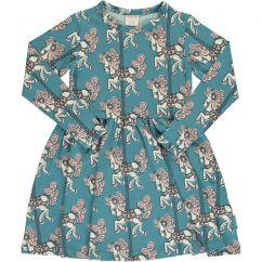 Maxomorra Merry-Go-Round Spin Dress