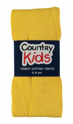 Country Kids Tights - Marigold