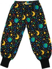 DUNS Mother Earth Black Baggy Pants