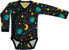DUNS Mother Earth Black LS Kimono Body