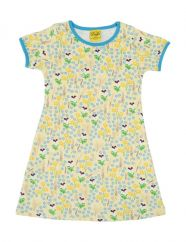 DUNS Meadow Yellow Dress