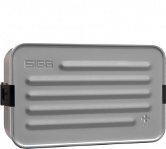 Sigg metal food box plus aluminium