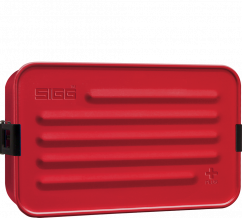 Sigg metal food box plus red