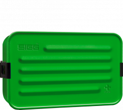 Sigg metal food box plus green