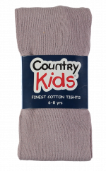 Country Kids Tights - Mocha