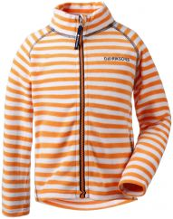 Didriksons monte jacket bright orange