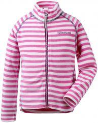 Didriksons monte fleece jacket pink