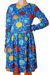Duns lost in space blue twirly dress ladies